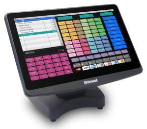 Uniwell HX-5500 - the latest POS offered by Capital Business Equipment